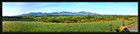 Panorama à Beaufort près de Killarney